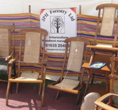Original Steamer Chairs